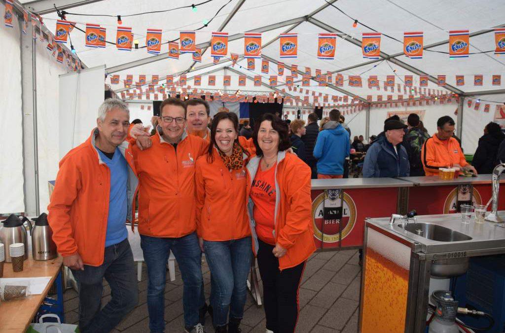 Oranjevereniging Heinkenszand is op zoek naar vrijwilligers